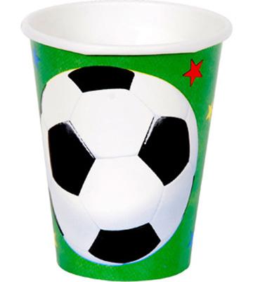 Ποτήρια Ποδόσφαιρο (8 τεμ)