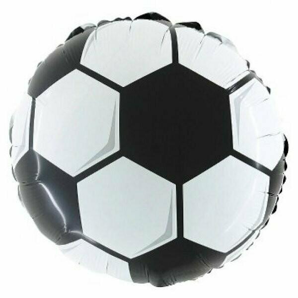 """Μπαλόνι Foil 18 """"ποδόσφαιρο"""
