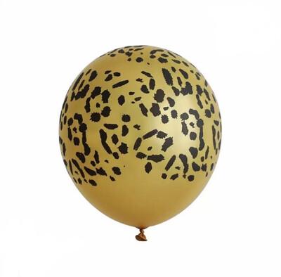 """Μπαλόνι 12"""" Λεοπάρδαλη"""
