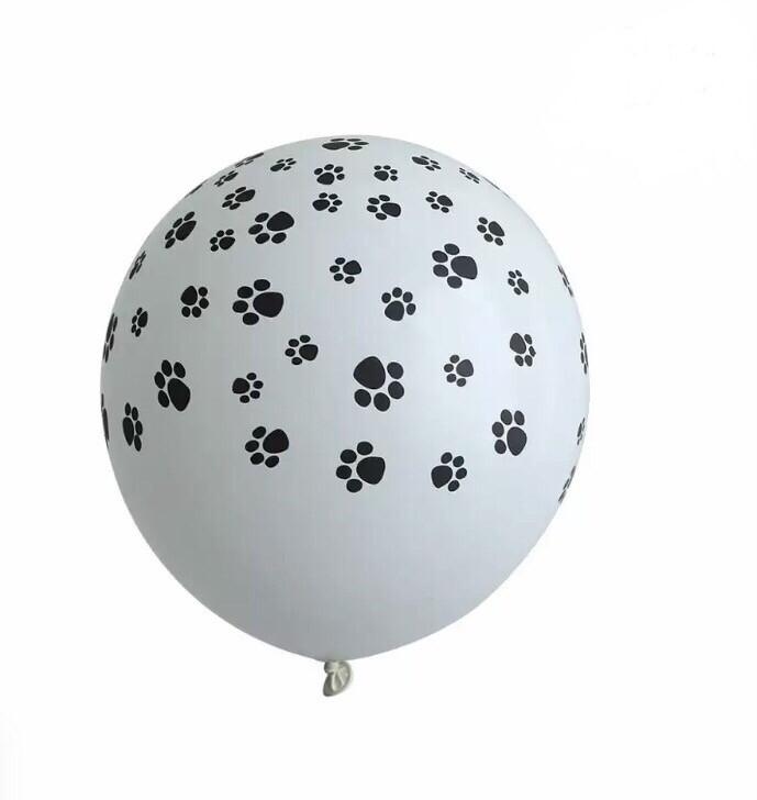 """Μπαλόνι 12"""" πατούσες"""