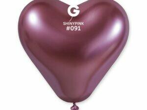 Shiny καρδιά ροζ