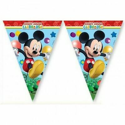 Γιρλάντα με σημαιάκια Mickey