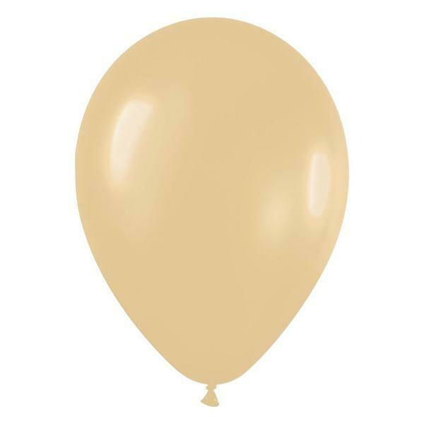 """Μπαλόνι Παστέλ Μόκα 5"""" (1τμχ)"""
