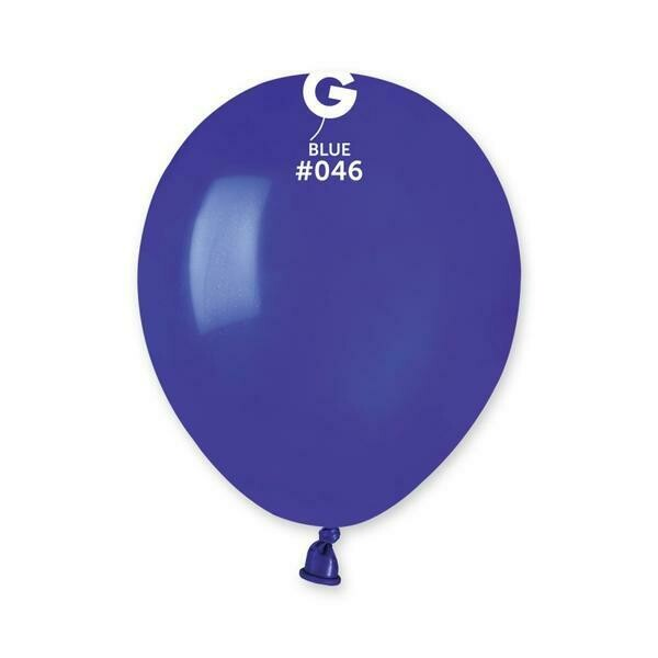 """Μπαλόνι Royal Blue 5"""""""