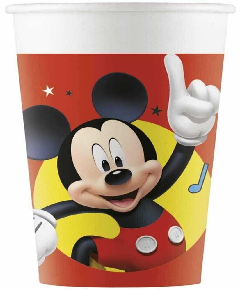 Ποτήρια Mickey Pals at Play Disney (8 τεμ)
