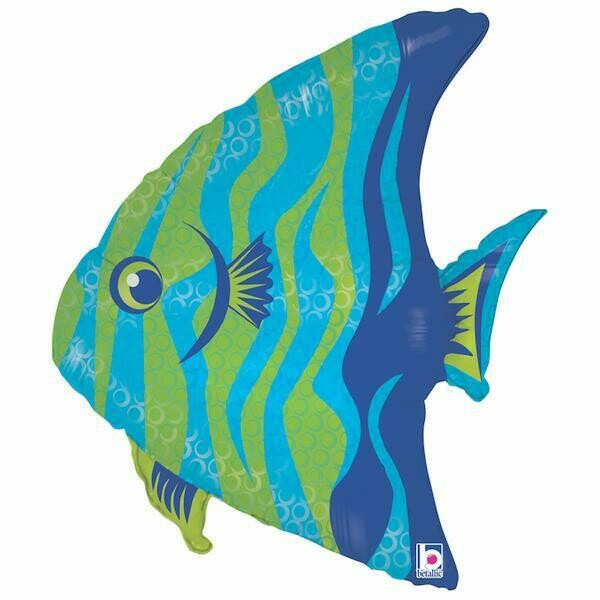 "28"" Angel Fish Foil μπαλόνι"
