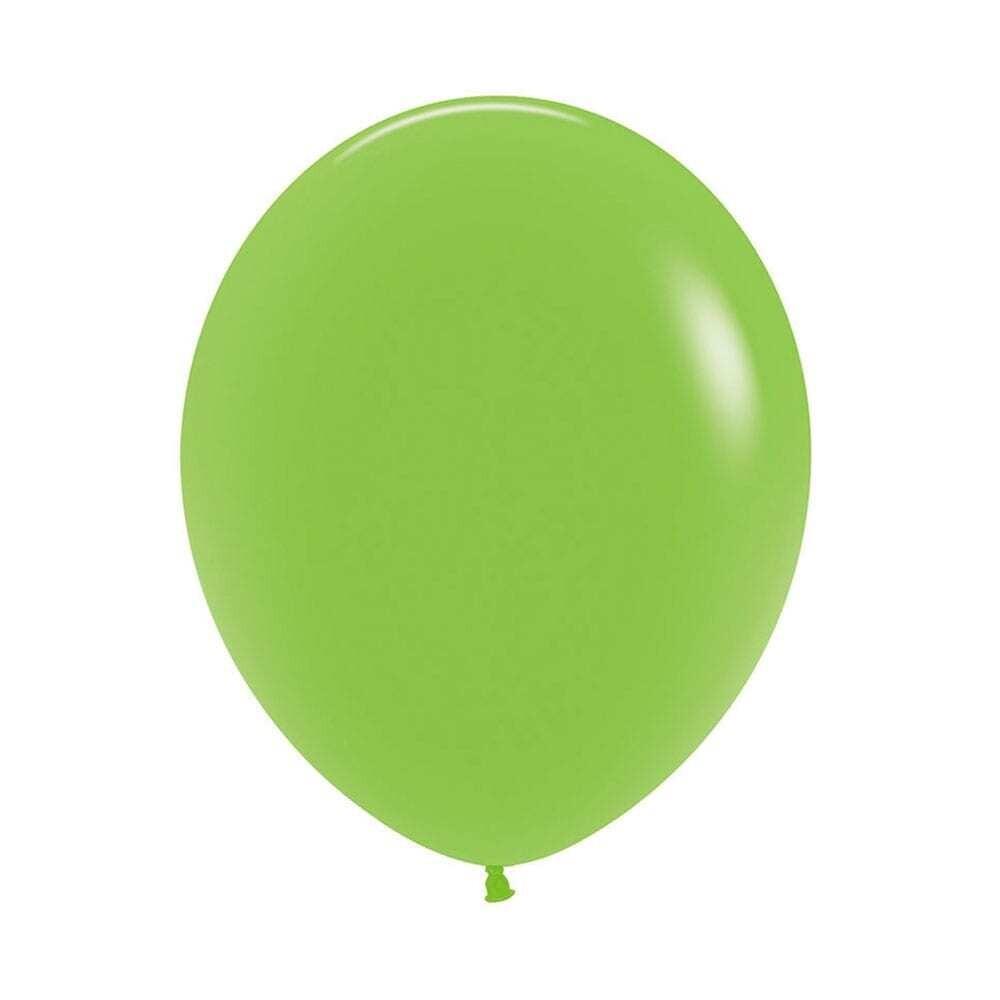 """Μπαλόνι 5"""" Lime Green (1τμχ)"""