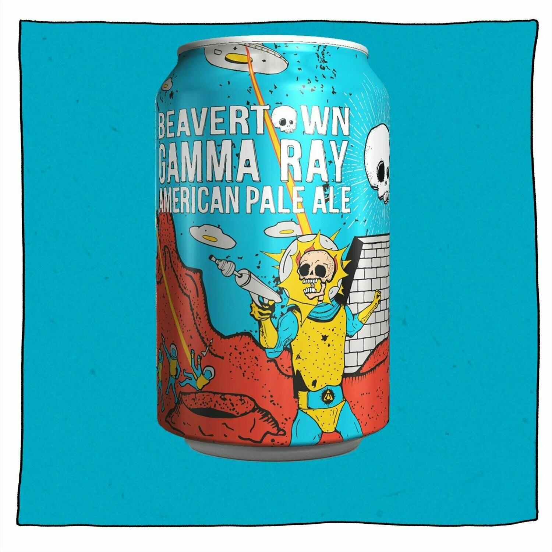 Beavertown 'Gamma Ray' APA 330ml - 5.4%