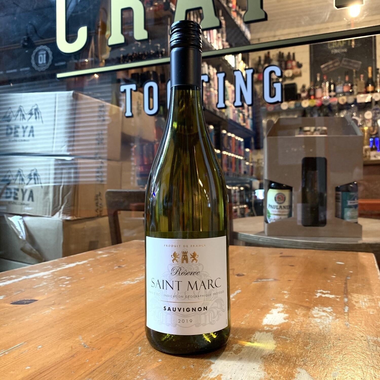 Reserve Saint Marc Sauvignon Blanc White Wine 750ml - 12.5%