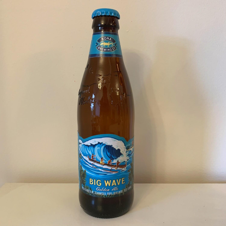 Kona 'Big Wave' Golden Ale 330ml - 4.4%