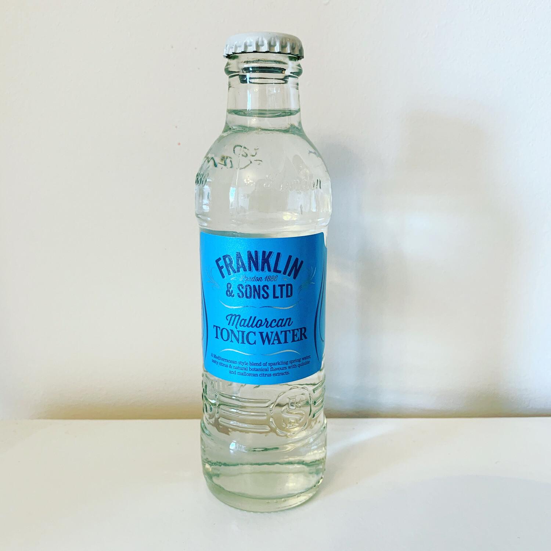 Franklin's 'Mallorcan' Tonic Water 200ml