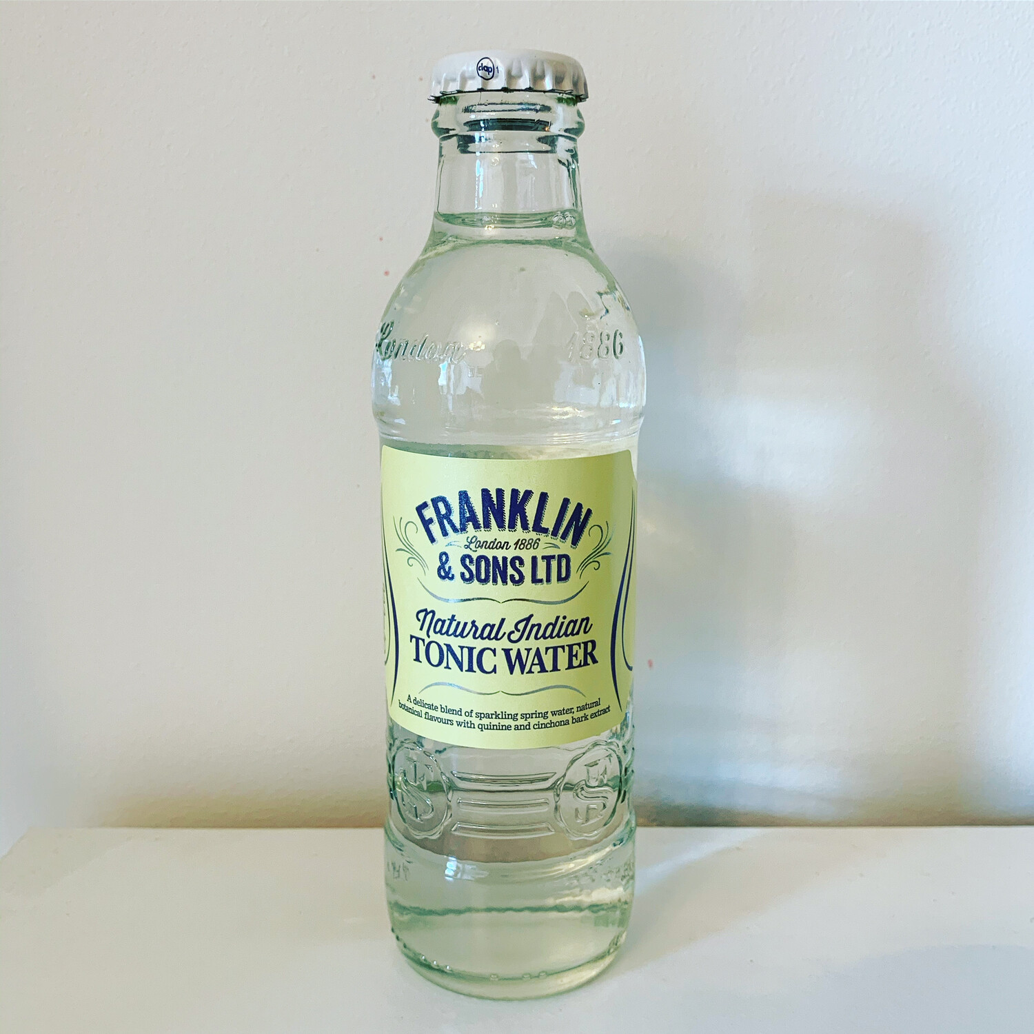 Franklin's Natural Indian Tonic Water 200ml