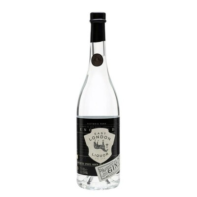 East London Dry Gin 70cl - 40%