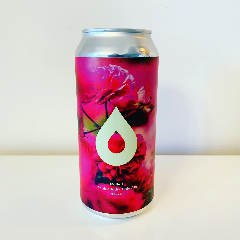 Polly's Brew Co 'Rosa' DIPA 440ml - 8.5%