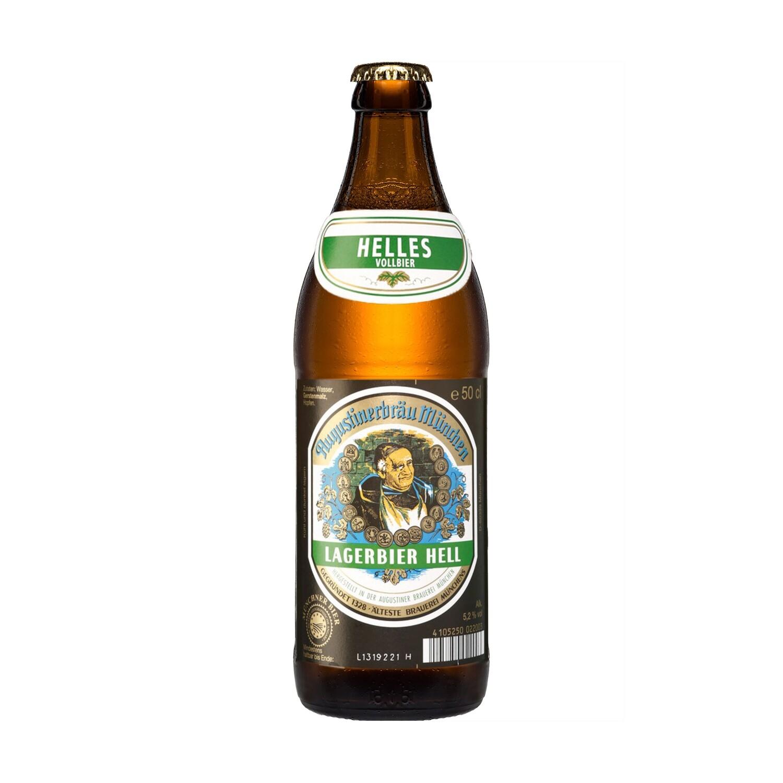 Augustiner Helles Lager 500ml - 5.2%