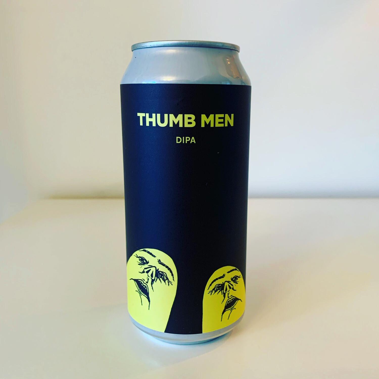 NEW Pomona Island 'Thumb Men' DDH DIPA 440ml - 8.2%