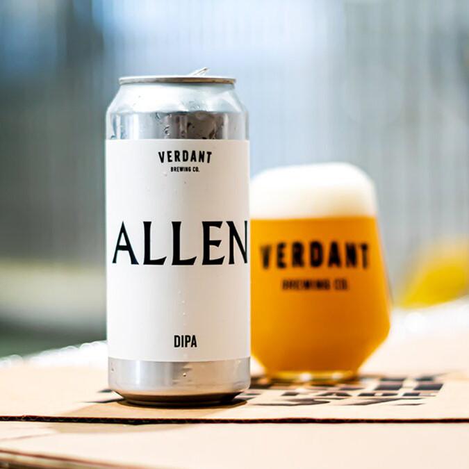 Verdant 'Allen' DIPA 440ml - 7.2%