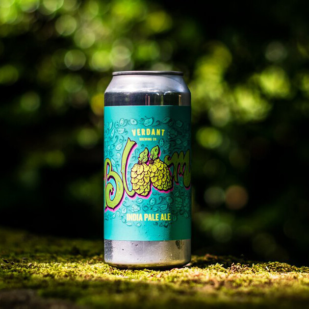 NEW Verdant 'Bloom' IPA 440ml - 6.5%