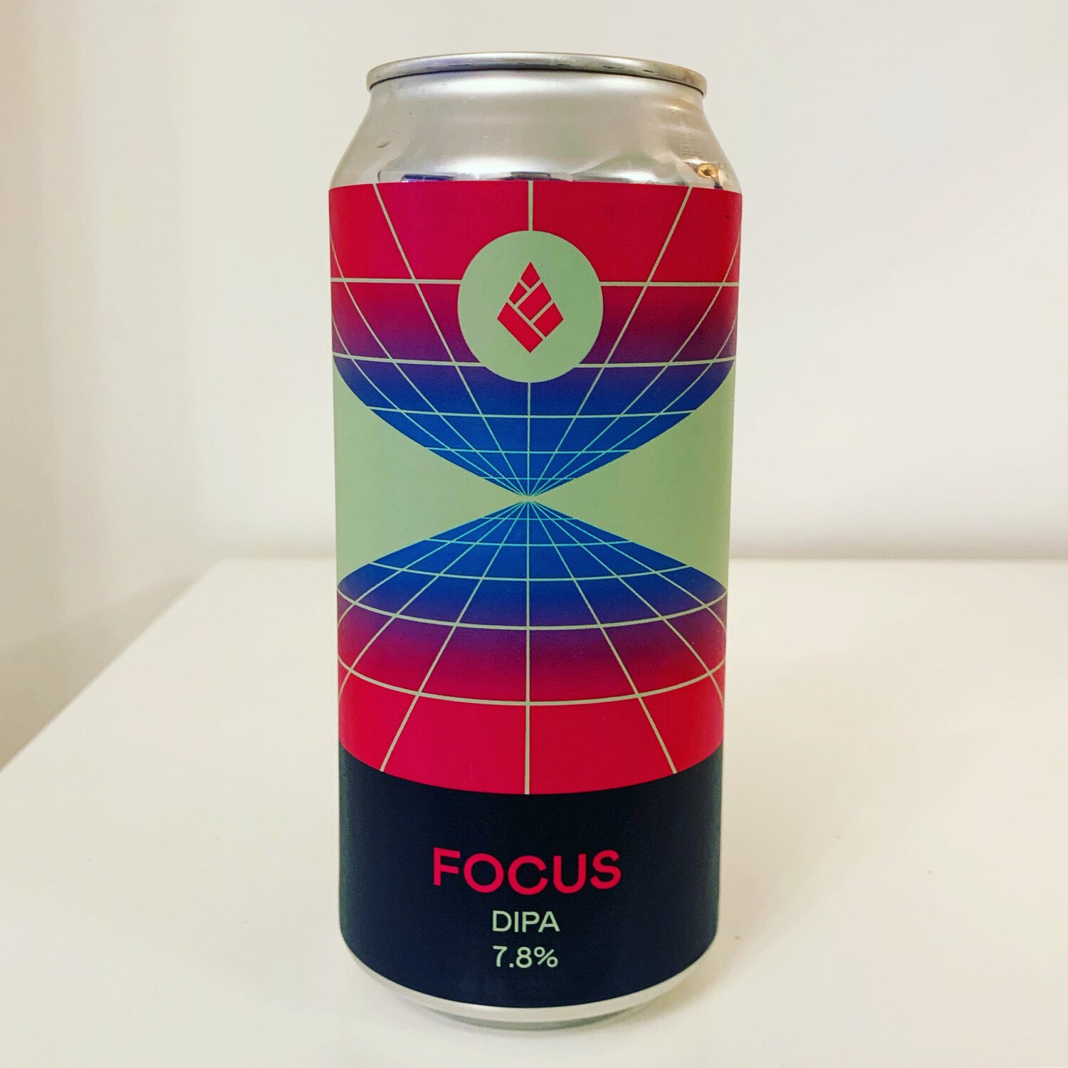 NEW Drop Project 'Focus' DIPA 440ml - 7.8%