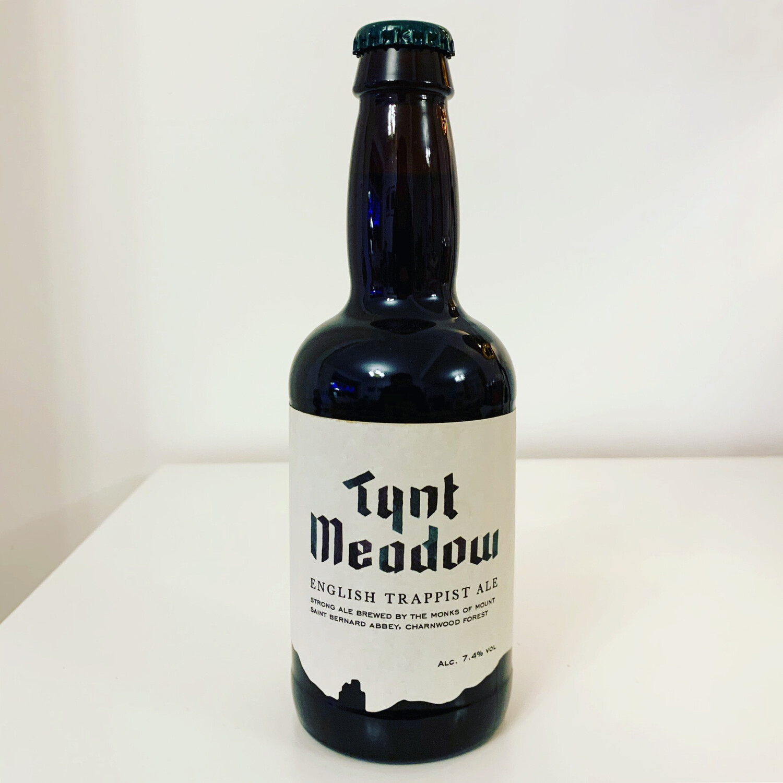 NEW Tynt Meadow English Trappist Ale 330ml - 7.4%