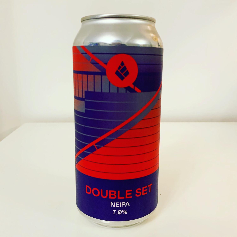 NEW Drop Project 'Double Set' NEIPA 440ml - 7%