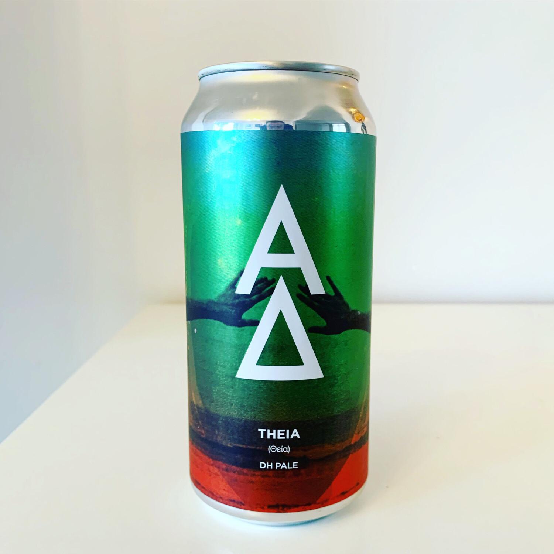 NEW Alpha Delta 'Theia' DH Pale 440ml - 5%
