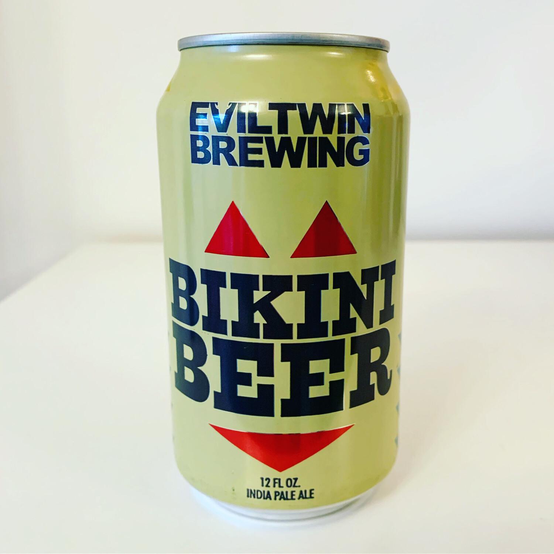 NEW Evil Twin 'Bikini Beer' Session IPA 355ml - 2.7%