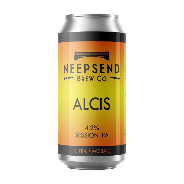 NEW Neepsend 'Alcis' Session IPA 440ml - 4.2%