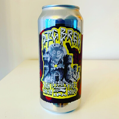 NEW Dig Brew 'How To Cook A Wolf 3: Tokyo Drift' IPA 440ml - 6.8%