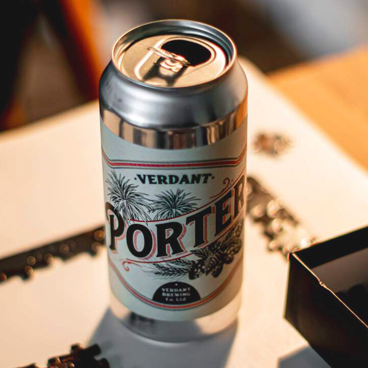 NEW Verdant Trad Porter 440ml - 4.8%