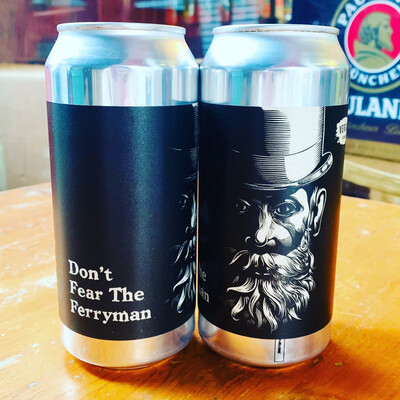 Verdant 'Don't Fear The Ferryman' Imperial Stout 440ml - 10.5%