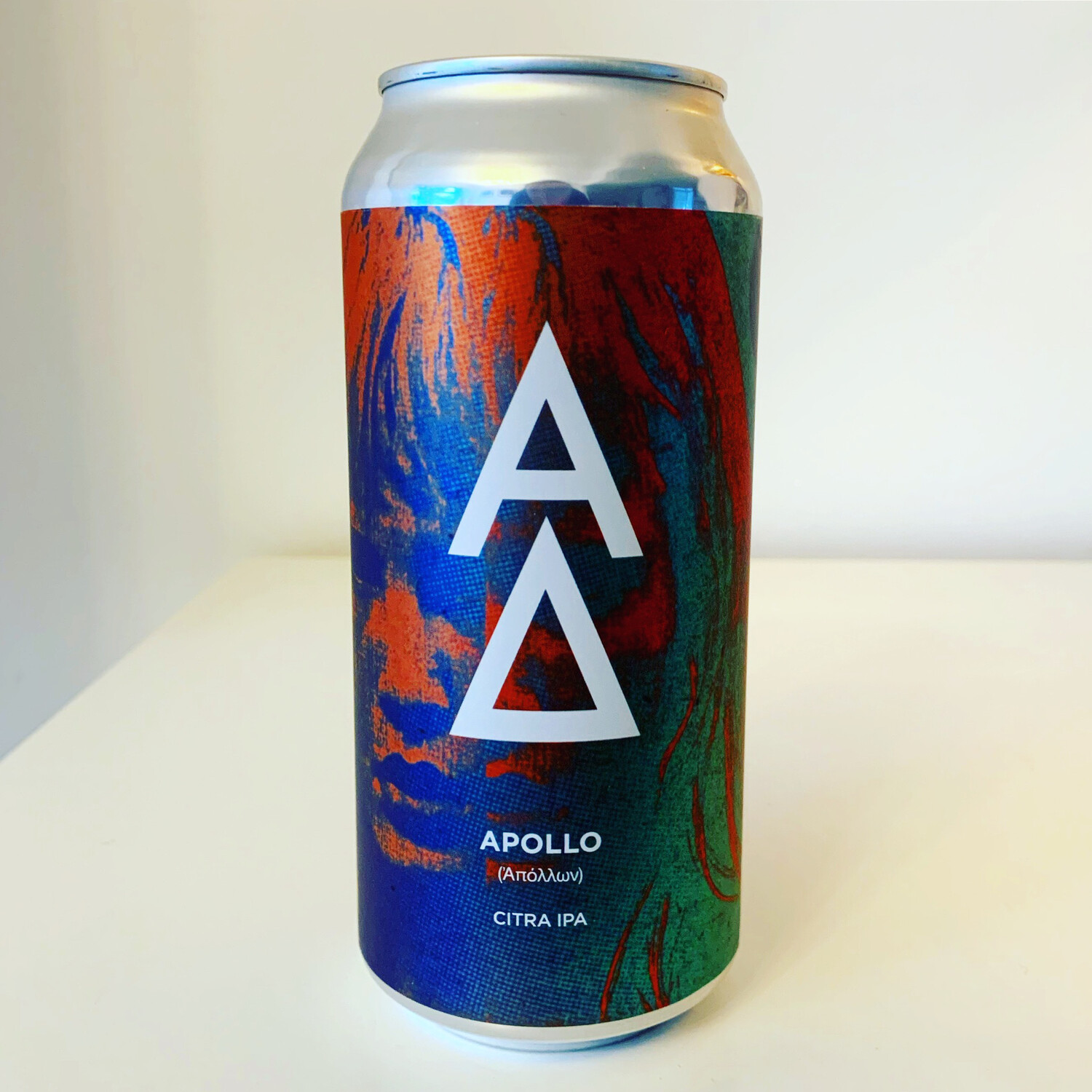NEW Alpha Delta 'Apollo' Citra IPA 440ml - 6%