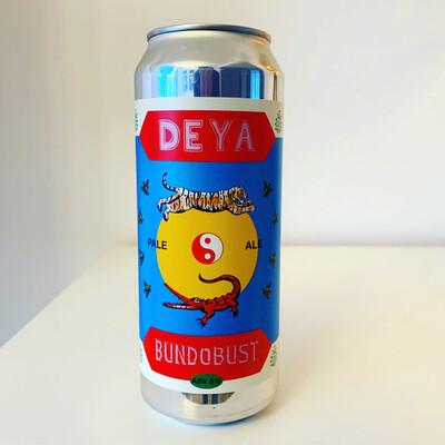 NEW Deya x Bundobust Collab Juicy Pale 500ml - 5%
