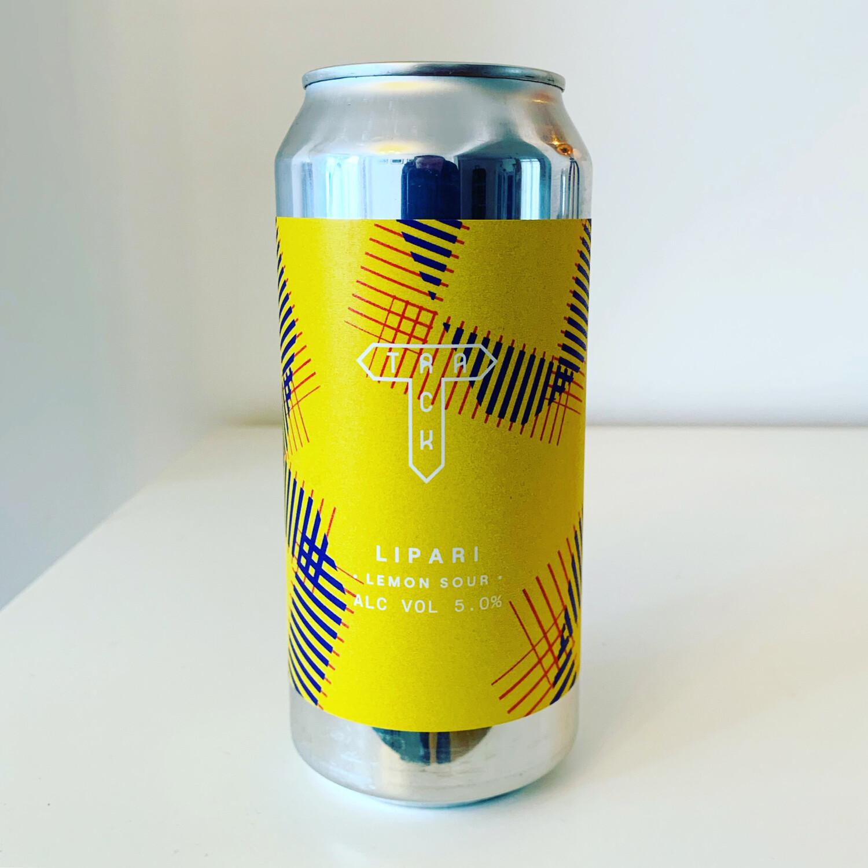 NEW Track 'Lipari' Lemon Sour 440ml - 5%