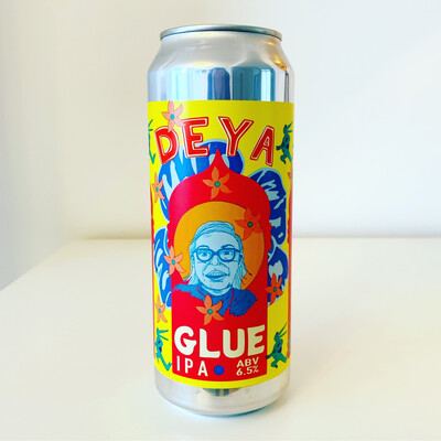 NEW DEYA 'Glue' IPA 500ml - 6.5%