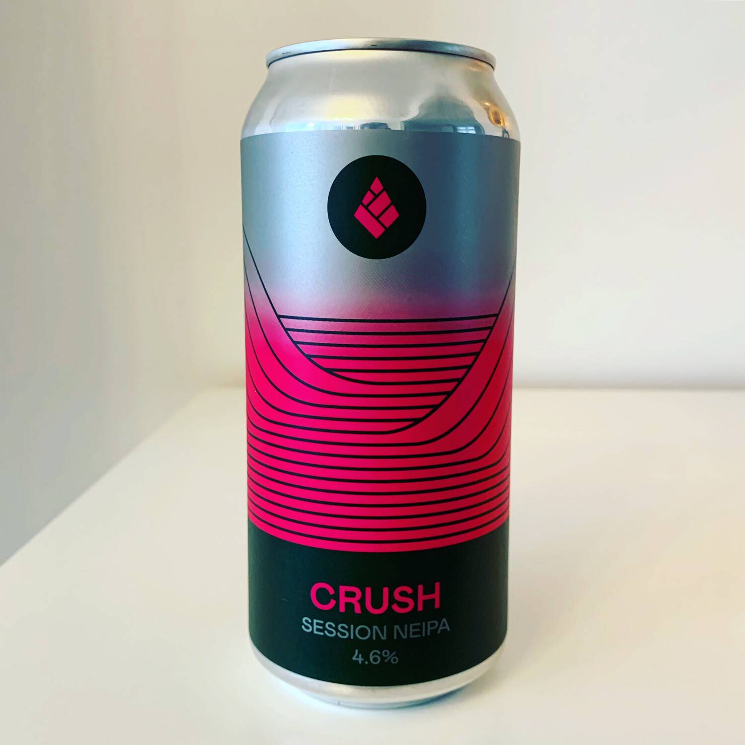 NEW Drop Project 'Crush' Session NEIPA 440ml - 4.6%