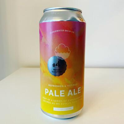 NEW Cloudwater Pale Ale Recipe Evolution #4 440ml - 3.7%