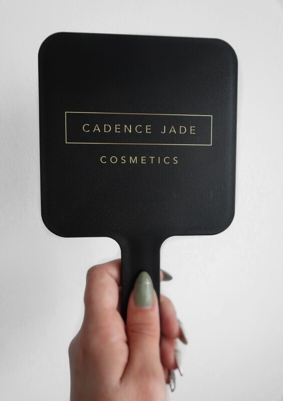 CADENCE JADE COSMETICS MIRROR