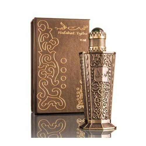 Nafahat Tayiba herbal oriental perfume