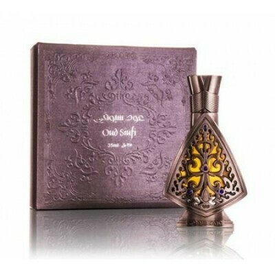Oud Siufi oriental perfume