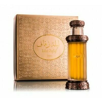 Lailat Zafaf floral oriental perfume