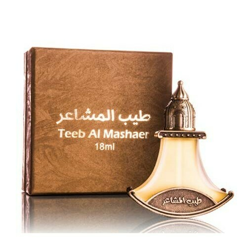 Teeb Al Mashaer musk ylang ylang oriental perfume