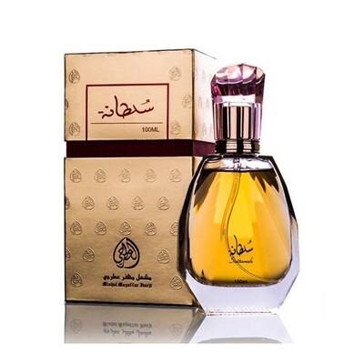 Sultanah Tulip oriental perfume