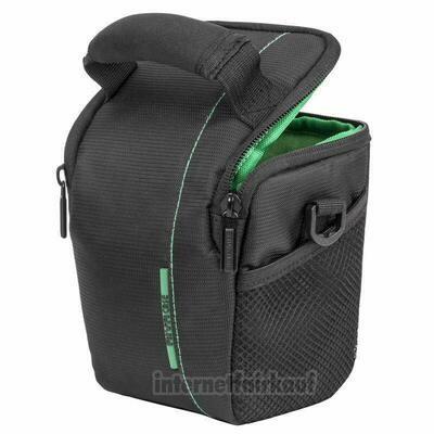Fototasche passend für Sony Alpha A6100 A6400 A6600 und 16-50mm Objektiv - Kameratasche