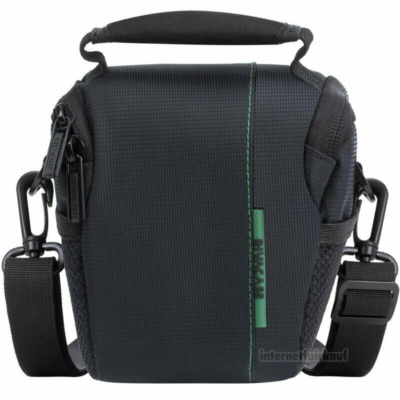 Kameratasche passend für Canon EOS M10 mit 15-45mm Objektiv - Fototasche