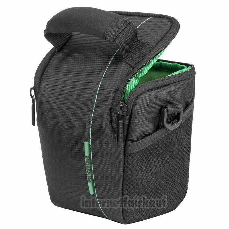 Fototasche passend für Sony Alpha A5000 A5100 A6000 und 16-50mm Objektiv - Kameratasche