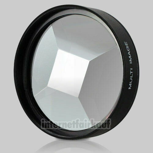 5-fach Multi Image Filter Prisma Tricklinse 82mm