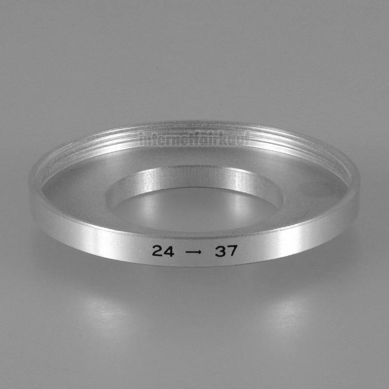 24-37mm Adapterring Filteradapter