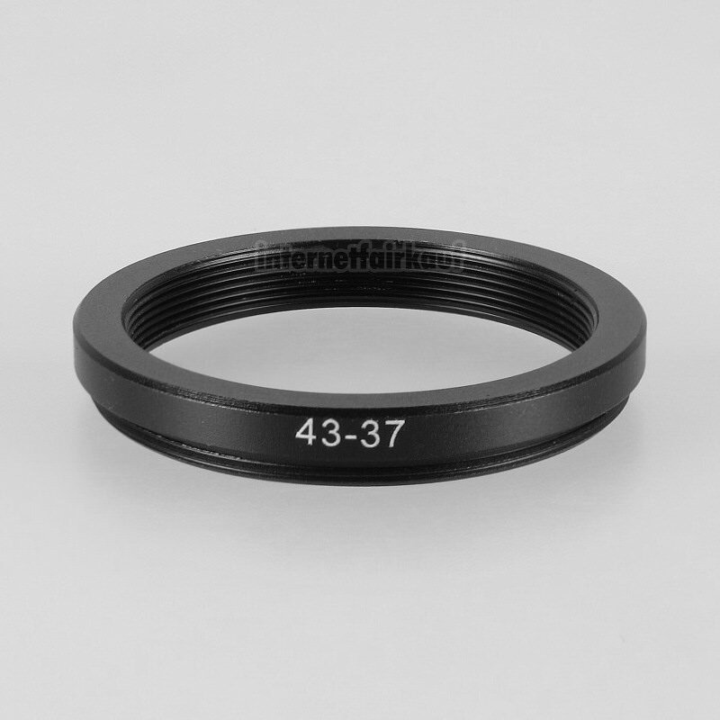 43-37mm Adapterring Filteradapter