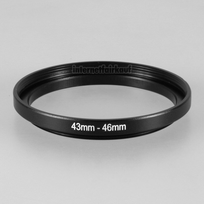 43-46mm Adapterring Filteradapter